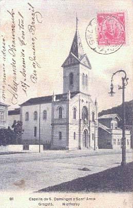 Igreja de São Domingos Colaborou: Carlos Benites (Grupo Nikity das Antigas - Facebook)